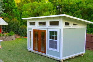 DIY Tiny Homes by Mod Shed – Revolutionary easy-to-assemble shed kits